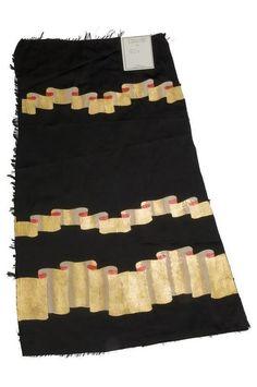 Elsa Schiaparelli, fabric sample, collection winter 1936. Paris, France.