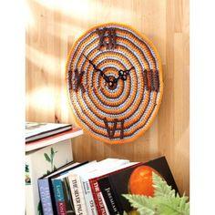 Eco Clock - Crochet Patterns - Patterns | Yarnspirations