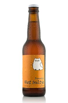 Brouwerij Het Uiltje, Uil Pale Ale (nota: 8)  #craftbeer #beer