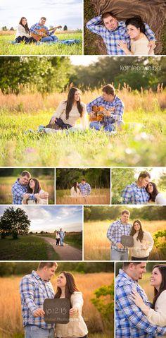 Kathleen Weibel Photography: Joel + Judith | Clear Lake Engagement Photographer