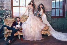 Galia Lahav Spring 2016 Wedding Dresses | Grace Ormonde Wedding Style  #galialahav #weddingdresses #bridalfashion #bridalfashion #weddinggowns #couturebridal #galialahavweddingdresses