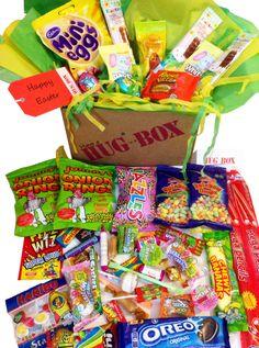Hug box uk hugboxuk on pinterest 10 easter hug box httphugbox subscription giftseaster chocolateconfectionerypersonalized negle Choice Image
