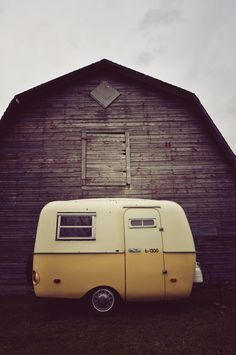 Jill's Family Farm and her Boler :)