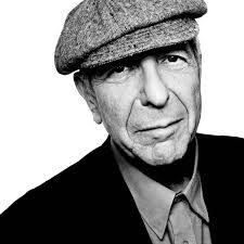 The incomparable Leonard Cohen