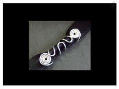 Weiteres - Dread Schmuck Metallspirale dread bead dreadlock - ein Designerstück von Antonina bei DaWanda