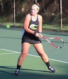 NORTH SMITHFIELD – Halfway through the Division II girls' tennis season, one thing remains perfectly clear: North Smithfield belongs in the state's middle division.After back-to-back unbeaten seasons in Division III resulted in a 31-match win streak and the Northmen's fourth and fifth championsh