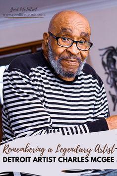 Detroit Art, Museum Of Contemporary Art, African American History, Black Art, Art World, Black History, Grateful, Life Is Good, Benefit