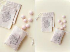 wedding favor bags