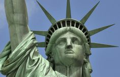 New York City - The Statue of Liberty: 127 Years at America's Gateway - In Focus - The Atlantic