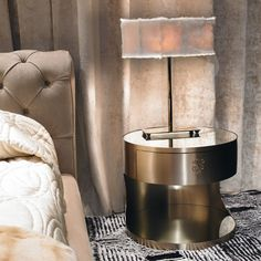 Chester Laurence - Bedroom | Visionnaire Home Philosophy