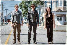 Colin O'Donoghue- Captain Hook - Killian Jones - Sean Maguire- Robin Hood- Lana Parrilla- The Evil Queen- Regina Mills- Once Upon A Time