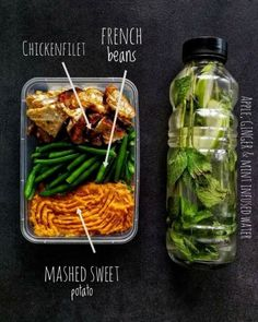 Simple Healthy Food Recipes Anyone Can Make in the Kitchen Lunch Meal Prep, Easy Meal Prep, Healthy Meal Prep, Healthy Snacks, Healthy Eating, Healthy Recipes, Lunch Recipes, Cooking Recipes, Paleo Nutrition