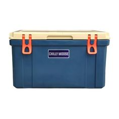 The Chilly Moose brand was built on the legendary durability and ice-retention capability that lasts for days. We wanted to build an ice cooler that will last as long as you do. Extremely durable, fashionable and affordable, that's Chilly Moose. Adventure Awaits. Ice Cooler, Adventure Awaits, Moose, Brother, Camping, Big, Campsite, Mousse, Outdoor Camping