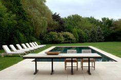 Brown/Saide Hamptons residence by Benjamin Noriega-Ortiz | Yatzer
