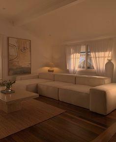 Home Room Design, Dream Home Design, Home Interior Design, House Design, Dream Apartment, Apartment Interior, Aesthetic Bedroom, Beige Aesthetic, Dream Rooms