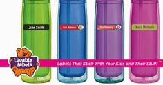 Buzz4Mommies: Get a jump on summer with an Ultimate Camp Pack from Lovable Labels!