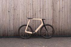 Деревянный велосипед Arvak от Keim