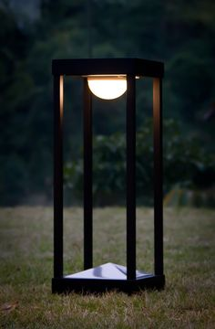 Simple La Lampe PARC maioriobjectsofdesign luminaire outdoor energiesolaire