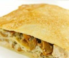Pui in sos de usturoi Sandwiches, Ethnic Recipes, Food, Essen, Meals, Paninis, Yemek, Eten
