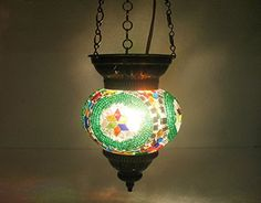 Green moroccan lantern mosaic hanging lamp glass chandelier light turkish candle holder 130 handmade_antiques http://www.amazon.com/dp/B01EG8MPKY/ref=cm_sw_r_pi_dp_95qfxb1KK0FN8