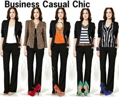 Business Casual Outfits | Business Casual Chic For The Outfit Repeater: Viewer Question Answered ...