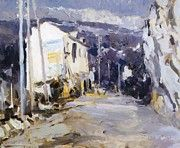"New artwork for sale! - "" The Road In The Southern City 1908 by Korovin Konstantin "" - http://ift.tt/2qiujsg"