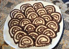 Hungarian Desserts, Hungarian Recipes, No Bake Cake, Cake Cookies, Nutella, Sweet Recipes, Sweet Treats, Food And Drink, Yummy Food