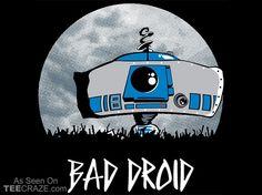 Bad Unit T-Shirt Designed by subpop2000    Source: http://teecraze.com/bad-unit-t-shirt/