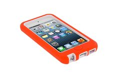 Tough Rugged Shock-proof Kick stand Hybrid Protector Cases for iPod touch 5th Gen | Lagoo Tech