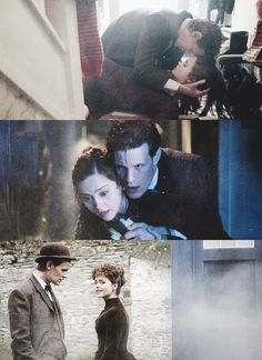Clara and The Doctor. I ship it. But I also ship River and the Doctor, and Rose and Ten.