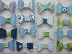 Bow tie party decoration garland  banner by CreationsbyTraysa, $18.00
