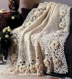 This is a beautiful afghan!