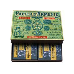 papier-d-armenie