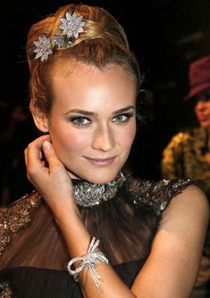 Why the Fashion Crowd Is Obsessed with Diane Kruger's Style, as Told by One InStyle Editor from InStyle.com