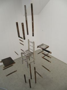 Architecture without Architects (2010) Damiàn Ortega - Google Search