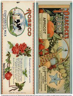 vintage labels free - Google'da Ara