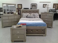 Exceptionnel ... 1st Choice Furniture U0026amp; Accessories. Fontaine Queen Bed Group