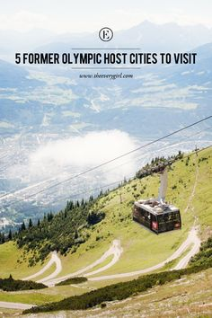 5 Former Olympic Host Cities to Visit #theeverygirl