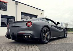 Berlinetta by CAM SHAFT