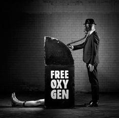 """""""Free Oxygen"""" by Adam Mikulski"""