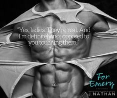 For Emery by J. Nathan a New Adult and Sports Romance novel Romance Authors, Romance Books, Great Stories, Bestselling Author, New Books, Best Friends, This Book, Reading, News