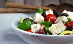 Kaikkihan tuntevat kreikkalaisen salaatin.