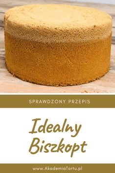Najlepszy przepis na biszkopt! Polish Desserts, Polish Recipes, Cookies And Cream Cheesecake, Pumpkin Cheesecake, Food Combining Chart, Bolo Original, Cookie Recipes, Dessert Recipes, Best Crockpot Recipes