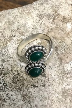 natural turquoise multicolor mother of Pearl Ring adjustable asymmetric ring copper silver plated fine stones boho Crystal Ruby