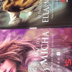 Quero iniciar essa série essa semana. #blog #livro #book #bookporn #BookWorm #instabook #instalivro #geração #euinsisto #blogeuinsisto
