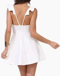 Fly Away Sleeve Dress