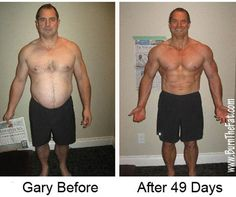 Fat to Ripped Transformation | Want more fat loss and muscle building tips from Burn The Fat ...