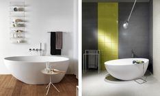 Zucchetti. Kos bathtubs collection