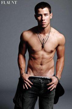 Nick Jonas Poses in Calvin Klein Underwear for Flaunt Photo Shoot image Nick Jonas Shirtless Flaunt