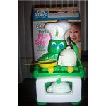 Zoodleland TURTLE kitchen set play stove. Hours of fun!